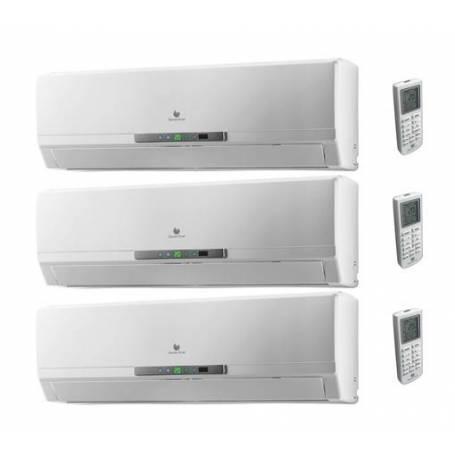 SDH 17-085 M3NW Multi split 3x1 aire acondicionado inverter 85 kW