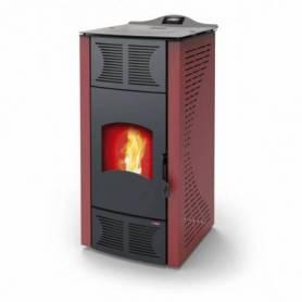 HIDROESTUFAS DE PELLETS AGUA Saba 24 kW radiadores